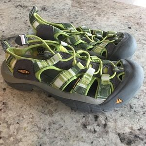 Keen Newport H2 Athletic Sandals - LIKE NEW